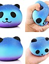 Stress Relievers Toys Round Galaxy Starry Sky Stress and Anxiety Relief Panda Kids Adults\' 1 Pieces