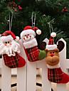 3pcs Natal Enfeites de Natal, Decoracoes de ferias 20*9