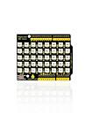 Keyestudio 40 RGB LED WS2812 Pixel Matrix Shield for Arduino