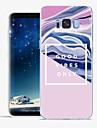 Кейс для Назначение SSamsung Galaxy S8 Plus S8 С узором Кейс на заднюю панель Полосы / волосы Мрамор Мягкий ТПУ для S8 Plus S8 S7 edge S7