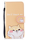 Case For Apple iPhone X iPhone 8 Plus Card Holder Wallet with Stand Flip Pattern Full Body Cases Dog Hard PU Leather for iPhone X iPhone