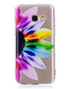 Case For Samsung Galaxy A5(2017) A3(2017) IMD Pattern Back Cover Mandala Transparent Soft TPU for A3(2017) A5(2017) A5(2016) A3(2016)