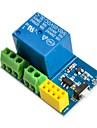 esp8266 esp-01s rele modulo rele wifi soquete inteligente