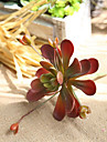 Artificial Flowers 1 Branch Modern / Contemporary Lotus Tabletop Flower
