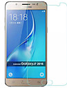 화면 보호기 Samsung Galaxy 용 J7 (2016) 안정된 유리 1개 스크린 보호 폭발의 증거 2.5D커브 엣지 9H강화 고해상도 (HD)