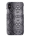 Capinha Para Apple iPhone X iPhone 8 Plus Estampada Capa Traseira Animal Rigida Couro Ecologico para iPhone X iPhone 8 Plus iPhone 8