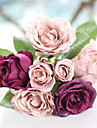 Artificial Flowers 1 Branch Modern / Contemporary Roses Tabletop Flower