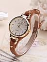 Жен. Детские Повседневные часы Модные часы Уникальный творческий часы Китайский Кварцевый Секундомер Защита от влаги Повседневные часы