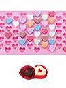 케이크 주형 하트 사탕을위한 아이스크림 쿠키에 대한 케이크에 대한 얼음의 경우 실리카 젤 DIY 추수감사절 발렌타인 데이 생일 베이킹 도구