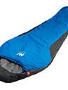 Saco de dormir Tipo Mumia 9°C Descanso em Viagens 220*83X83 Acampar e Caminhar Solteiro (L150 cm x C200 cm)