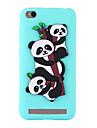 Etui Til Xiaomi Redmi 5A / Redmi 4a Moenster Bakdeksel Panda Myk TPU til Redmi Note 5A / Redmi 5A / Xiaomi Redmi 4A