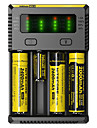 NEW-I4 배터리 충전기 손전등 액세서리 휴대용 전문가용 고품질 플라스틱 용