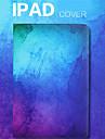 Кейс для Назначение Apple iPad Air 2 iPad mini 4 Кошелек Защита от удара со стендом Чехол Мультипликация Твердый Кожа PU для iPad Pro