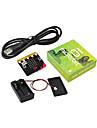 keyestudio micro bit basic Starterkit mit Batteriehalter& USB-Kabel-Programmier-Arm Bluetooth