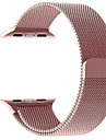 Ремешок для часов для Apple Watch Series 3 / 2 / 1 Apple Миланский ремешок Металл Повязка на запястье