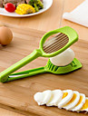 Kitchen Tools Stainless Steel Multifunction / Creative Kitchen Gadget Cutting Tools Fruit / Egg 1pc