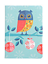 Case For Apple iPad Air iPad 4/3/2 Card Holder Shockproof with Stand Flip Auto Sleep/Wake Up Full Body Cases Owl Hard PU Leather for iPad