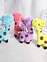 1PCS 18cm Rainbow Giraffe Giraffe Stuffed Animal Plush Toy Lovely / Exquisite Cloth Unisex Gift 1 pcs