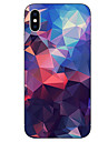 Case For Apple iPhone X iPhone 8 Pattern Back Cover Geometric Pattern Soft TPU for iPhone X iPhone 8 Plus iPhone 8 iPhone 7 Plus iPhone 7
