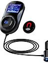 Universal Electronicos Telefono y Electronica One Plus BC30B Bluetooth 4.1 Toma para Mechero de Coche USB del cargador del coche del