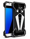 Coque Pour Samsung Galaxy S9 S9 Plus Antichoc Coque Armure Dur Metal pour S9 Plus S9 S8 Plus S8 S7 edge