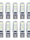 10pcs 전구 2W SMD LED 12 방향 지시등 For 유니버셜 제너럴 모터스 모든 년도
