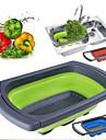 Kitchen Tools PP (polypropeeni) Luova Puhdistus hedelmien 1kpl