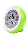 Touch Screen Digital Temperature Humidity Thermometer Hygrometer Czujnik wilgotności temperatury na Dom Do montażu powierzchniowego