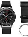 Watch Band için Gear S3 Classic Samsung Galaxy Milan Döngüsü Metal / Paslanmaz Çelik Bilek Askısı
