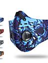 XINTOWN Mască sport Face Mask Rosu Albastru Gri Iarnă Rezistent la Vânt Respirabil Rezistent la Praf Ciclism / Bicicletă Utilizare Zilnică Unisex Vopsire Nailon / Ciclism montan / Ciclism stradal