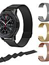 Watch Band için Gear S3 Frontier / Gear S3 Classic / Gear S3 Classic LTE Samsung Galaxy Milan Döngüsü Paslanmaz Çelik Bilek Askısı