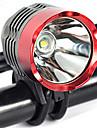LED Luzes de Bicicleta Luz Frontal para Bicicleta Farol para Bicicleta LED Ciclismo de Montanha Ciclismo Profissional Anti-Choque Facil de Transportar Bateria Recarregavel 3000 lm Branco Natural