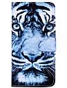 tok Για Samsung Galaxy A5(2017) A3(2017) Θήκη καρτών Πορτοφόλι με βάση στήριξης Ανοιγόμενη Με σχέδια Πλήρης Θήκη Ζώο Σκληρή PU δέρμα για