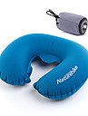 Travel Pillow / Neck Pillow Portable / Ultra Light (UL) / Inflated 36*31*11cm Camping / Hiking / Travel Solid Colored