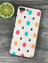 Capinha Para Apple iPhone X / iPhone 8 Plus Antichoque / Aspero / Estampada Capa traseira Estampa Geometrica Rigida PC para iPhone X / iPhone 8 Plus / iPhone 8