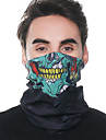Pollution Protection Mask All Seasons Moisture Wicking Quick Dry Breathability Camping / Hiking Cycling / Bike Unisex Polyester Print