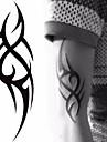 5 pcs Tetovací nálepky dočasné tetování Totemová řada Tělesné Arts paže