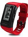 Indear YY-CPS909 Herren Smart-Armband Android iOS Bluetooth GPS Wasserfest Herzschlagmonitor Blutdruck Messung Touchscreen EKG + PPG Timer Stoppuhr Schrittzaehler Anruferinnerung / AktivitaetenTracker