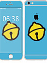 1개 스킨 스티커 용 스크래치 방지 패턴 PVC iPhone 6s / 6