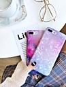 Coque Pour Apple iPhone X / iPhone 7 Translucide Coque Degrade de Couleur Flexible TPU pour iPhone X / iPhone 8 Plus / iPhone 8