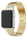 Bracelet de Montre  pour Apple Watch Series 3 / 2 / 1 Apple Boucle Moderne Metallique Sangle de Poignet