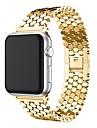 시계 밴드 용 Apple Watch Series 3 / 2 / 1 Apple 모던 버클 메탈 손목 스트랩