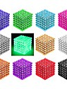 216/512 pcs 3mm / 5mm Magnetiske leker ลูกบอลแม่เหล็ก Building Blocks ซูเปอร์แข็งแกร่งหายากของโลกแม่เหล็ก Neodymium Magnet ความเครียดและความวิตกกังวลบรรเทา ของเล่นโต๊ะทำงาน DIY สำหรับเด็ก / ผู้ใหญ่