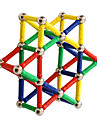Magnetic Sticks 84 pcs Creative Transformable Parent-Child Interaction All Boys\' Girls\' Toy Gift