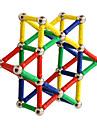 Magnetiska pinnar 84 pcs Kreativ omvandlings Föräldra-Barninteraktion Alla Pojkar Flickor Leksaker Present