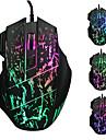 Factory OEM Проводной USB Gaming Mouse ключи LED подсветка 4 Регулируемые уровни DPI 6 программируемых клавиш