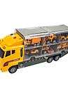 Petites Voiture Vehicule de Construction Camion de transporteur Design nouveau Alliage de metal Enfant Adolescent Tous Garcon Fille Jouet Cadeau 1 pcs