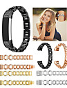 Watch Band for Fitbit Alta HR / Fitbit Alta Fitbit Sport Band / Jewelry Design Stainless Steel Wrist Strap