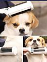 Perros / Gatos de Aseo Peines Funda Incluida / flexible ajustable Blanco