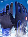 Aktivnost / Sport Rukavice Biciklističke rukavice / Rukavice za ekrane osjetljive na dodir Vjetronepropusnost / Vodootporno / Ugrijati Cijeli prst Lycra spandex Biciklizam / Bicikl Uniseks